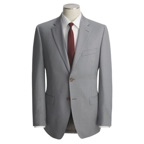 Lauren by Ralph Lauren Trim Fit Suit - Wool (For Men) in Light Grey