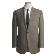 Lauren by Ralph Lauren Two-Tone Herringbone Sport Coat - Wool (For Men) in Black/Cream - Closeouts