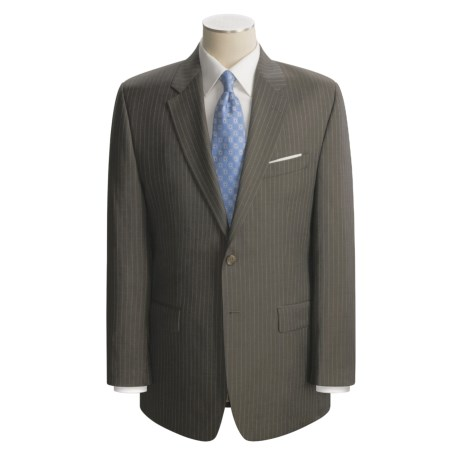 Lauren by Ralph Lauren Wool 2 Button - Suit Jacket (For Men) in Light Brown