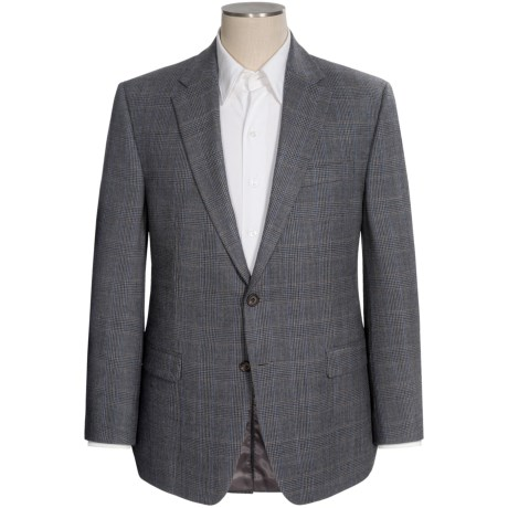 Lauren by Ralph Lauren Wool Check Sport Coat (For Men) in Grey