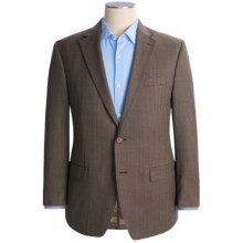 Lauren by Ralph Lauren Wool Check Sport Coat (For Men) in Tan - Closeouts