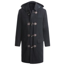 Lauren by Ralph Lauren Wool Duffle Coat - Insulated (For Men) in Navy - Closeouts