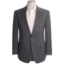 Lauren by Ralph Lauren Wool Herringbone Sport Coat (For Men) in Grey/Black - Closeouts