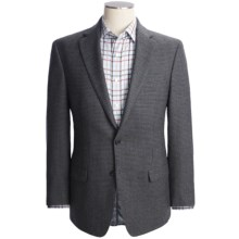 Lauren by Ralph Lauren Wool Houndstooth Sport Coat (For Men) in Medium Grey - Closeouts