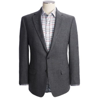 Lauren by Ralph Lauren Wool Houndstooth Sport Coat (For Men) in Medium Grey