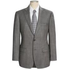 Lauren by Ralph Lauren Wool Sharkskin Suit (For Men) in Medium Grey - Closeouts