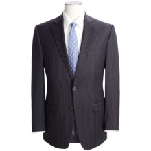 Lauren by Ralph Lauren Wool Thin-Stripe Suit (For Men) in Navy - Closeouts