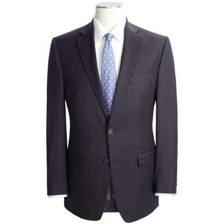 Lauren by Ralph Lauren Wool Thin-Stripe Suit (For Men) in Navy