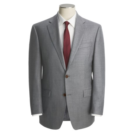 Lauren by Ralph Lauren Wool Twill Suit (For Men) in Light Grey