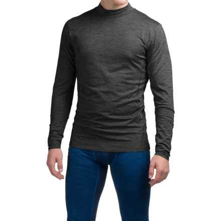 Layer 8 Cold Weather Shirt - Long Sleeve (For Men) in Greystone Heather - Closeouts