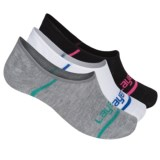 Layer 8 Liner Socks - 3-Pack, Below the Ankle (For Women)