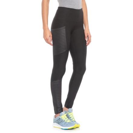 baa0ce588c114 Layer 8 Moto Leggings (For Women) in Rich Black - Closeouts