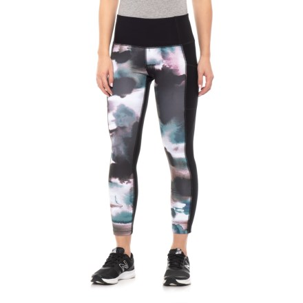 503387253757f Layer 8 On-the-Go Printed Pocket Leggings (For Women) in Painted