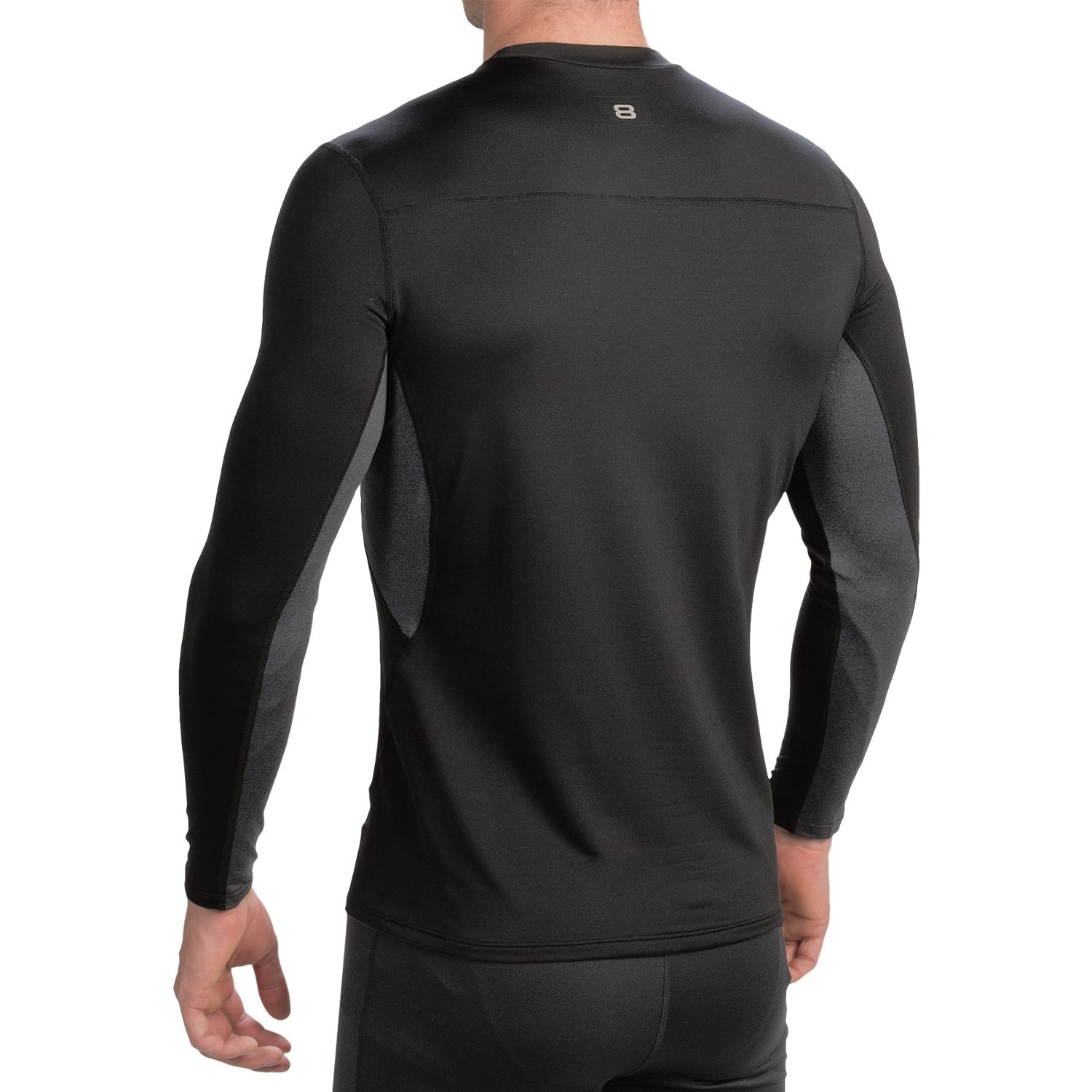 Layer 8 Stretch Base Layer Top (For Men) - Save 50%