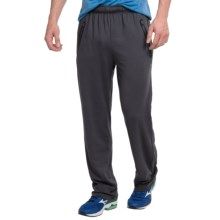 Layer 8 Stretch Kung Fu Pants (For Men) in Greystone/Rich Black - Closeouts