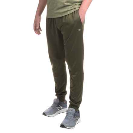 Layer 8 Tech Fleece Joggers (For Men) in Dark Olive - Closeouts