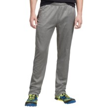 Layer 8 Tech Fleece Pants (For Men) in Charcoal Heather - Closeouts