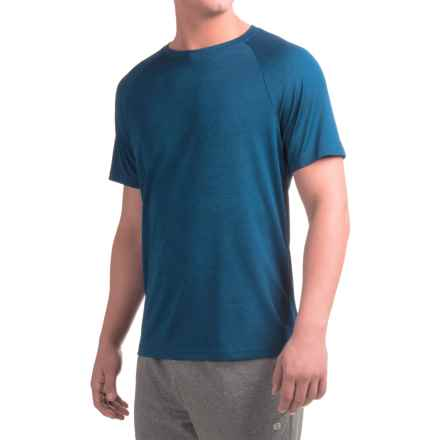 Layer 8 Training T-Shirt - Short Sleeve (For Men) in Indigo - Closeouts