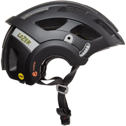 742c4ca290 Lazer Sports Anverz NTA MIPS Bike Helmet (For Men and Women) in Matte Black