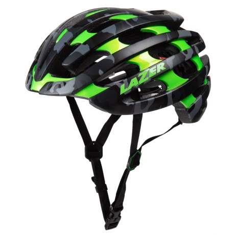 Lazer Sports Z1 Cycling Helmet (For Men) in Black/Green