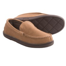 L.B. Evans Dominick Suede Slippers (For Men) in Hashbrown - Closeouts
