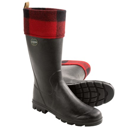 Le Chameau Filson Anjou Rubber Boots Waterproof (For Women)