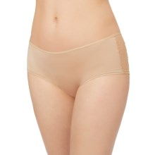 Le Mystere Perfect Pair Panties - Boy Shorts (For Women) in Natural - Closeouts