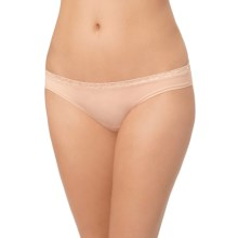 Le Mystere Safari Smoother Bikini Panties - Microfiber (For Women) in Sahara - Closeouts