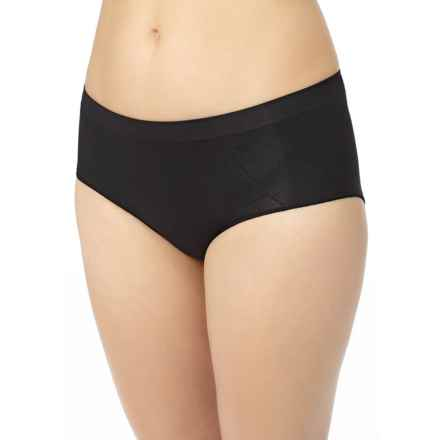 Le Mystere Smooth Perfection Panties - Bikini Briefs (For Women) in Black - Closeouts