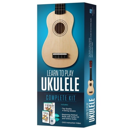 Image of Learn-to-Play Ukulele Kit