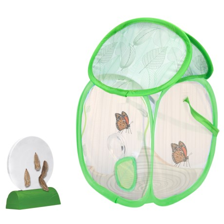 Learning Resources GeoSafari® Jr. Butterfly Bungalow in Green