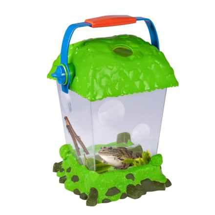 Learning Resources GeoSafari® Jr. Critter Habitat in Green - Closeouts