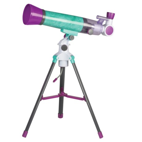 Learning Resources Nancy B's Science Club® Moonscope and Sky Gazer's Activity Journal in Purple/Teal