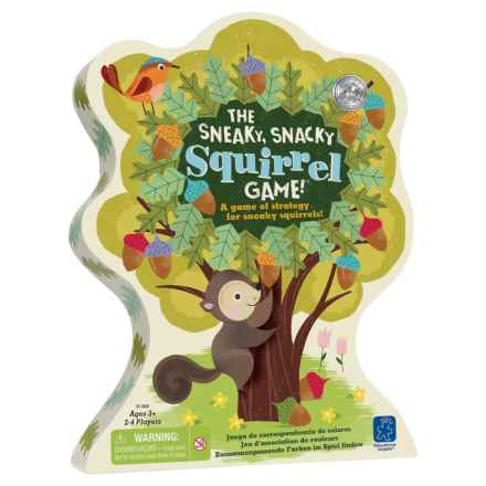 Learning Resources The Sneaky, Snacky Squirrel Game! in Multi - Closeouts