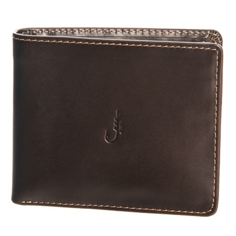 Leather Fish Wallet