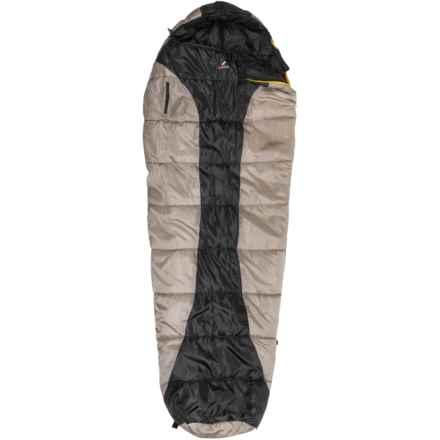 Ledge 0°F River Sleeping Bag - Mummy in Black - Closeouts
