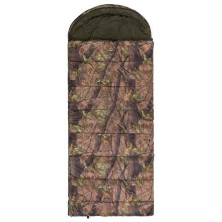 Ledge 0°F Sitka Oversize Sleeping Bag - Rectangular in Camo - Closeouts