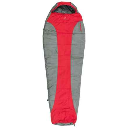 Ledge 20°F Featherlite Sleeping Bag - Mummy in Red - Closeouts