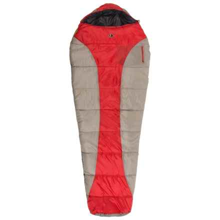 Ledge -20°F River Sleeping Bag - Mummy in Red - Closeouts