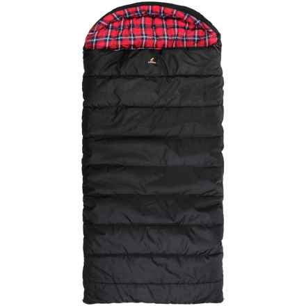 Ledge -30°F Montana Sleeping Bag - XXL in Black - Closeouts