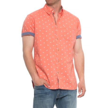 Lee Eliot Shirt - S/S (For Men)