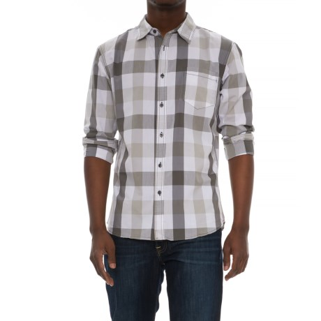 Lee Rod Checkered Shirt in Shadow