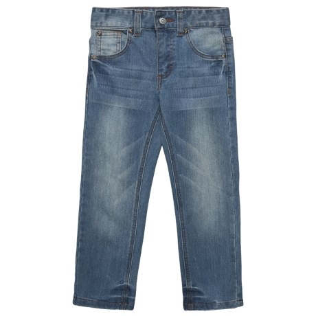 Lee Slim Stretch Jeans (For Little Boys) in Mellow Blue
