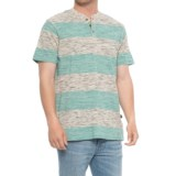 Lee Willy Rugby Stripe Henley - S/S  (For Men)