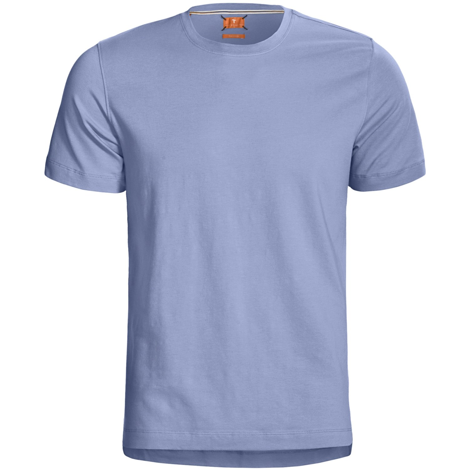 Kirkland signature mens pima cotton t shirt white share for Pima cotton tee shirts
