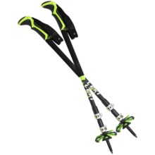 LEKI Aergon 3 Backcountry Ski Poles - Adjustable in See Photo - Closeouts