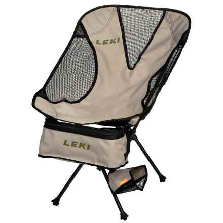 LEKI Breeze Folding Chair in Sand - Closeouts