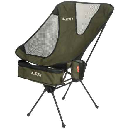 LEKI Chiller Folding Chair in Olive - Closeouts