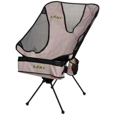 LEKI Chiller Folding Chair in Sand - Closeouts