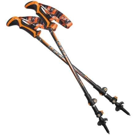 LEKI Cristallo Ultralite SpeedLock Trekking Poles in Assorted - Closeouts